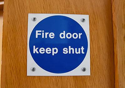 Asset Register & Fire Door Inspection Software